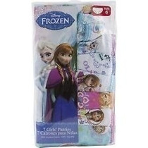 Frozen Bombachas - Pack X 7 - Original Disney Store Usa!!!