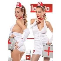 Disfraz Erotico Enfermera 122 Traje Sexi