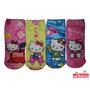 Oferta: 3 Pares De Medias Surtidas De Hello Kitty X $60!!!