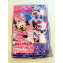 Bombachas Nenas Disney - Minnie Princesas Kitty Sofia Y Mas