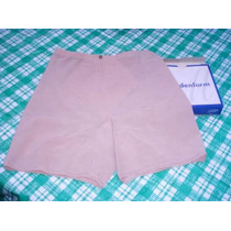 Trusa Maidenform Nueva Color Natural T4 Con Piernita/ M Pago