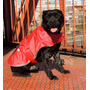 Piloto Impermeable Con Polar. Para Perros!!! Good Looking