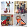 Chaleco Campera Impermeable Perro Mascota Talles Grandes