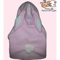 Disfraz De Conejo/ Ropa Para Perros/ Talle Color Tela