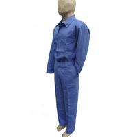 Ropa De Trabajo Camisa O Pantalón Azulino Tipo Grafa Iva Inc