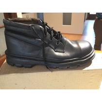 Zapatos Botines De Trabajo Con Puntera De Acero