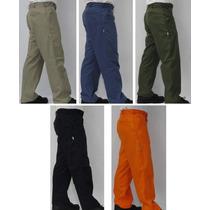 Pantalón De Trabajo Tipo Grafa