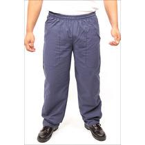 Pantalon Nautico 100% Algodon - Uniforme De Trabajo