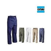 Pantalón De Trabajo Grafa Marca Ombu Original