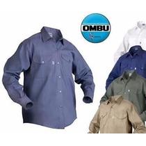 Ropa De Trabajo Ombu Homologado Grafa Camisas / Pantalones