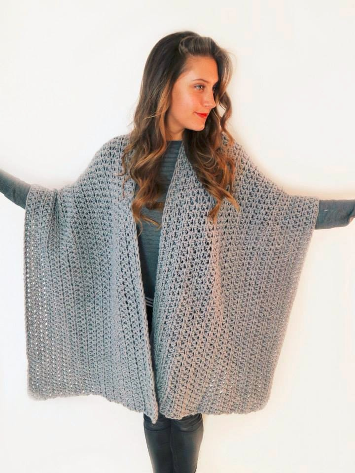 Ruana Sweater - Lera Sweater b58e5dc38