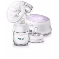 Sacaleche Electrico Natural Philips Avent 332/01 Mod.comfort