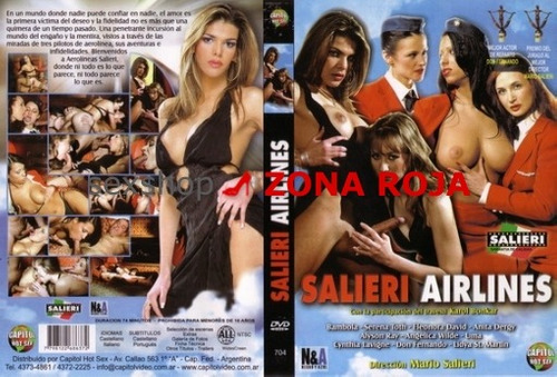 Lesbian Airlines Dvd 105