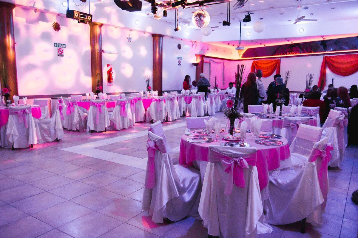 Salon de fiestas zona oeste mataderos san justo - Colores en salones ...