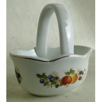 Salsera Inglesa Ceramica Esmaltada Dis Canasta Caja Original