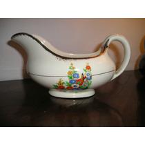 1378- Salsera Inglesa Wilkinson Pottery Numerada