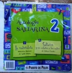 Saltarín 2, Para Segundo Grado, Editorial Puerto De Palos