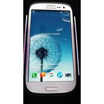 Celular Samsung S3 Gt-i9300 Blanco P/ Personal, Como Nuevo!!