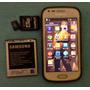 Samsung Galaxy Trend S7560 Libre 5mpx 4 4gb Android Libre!!