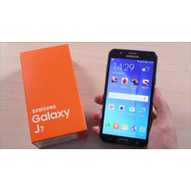 Samsung Galaxy J7 Nuevos - Libres De Fabrica - Mar Del Plata