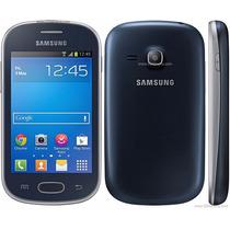 Samsung Galaxy Fame S6810 Libre Cámara 5mp Gtía Cbtelefonia