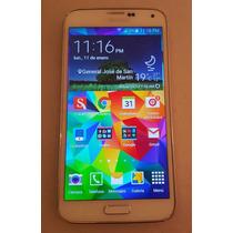 Samsung Galaxy S5 Blanco - Para Personal - En Caja Completo