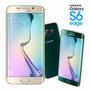 Samsung Galaxy S6 Edge 32gb 3g 4g Gold Dorado Green Verde