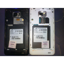 Lote 4 Celulares Samsung Galaxy S2 I9100 Originales Rotos