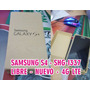 Samsung S4 Sgh-i337 4g Libre Solo X Hoy $6599