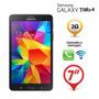 Tablet Samsung Galaxy Tab 4 T231 Quad Core 7 3g Celular