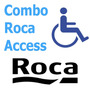 Sanitarios Roca Access Discapacitados Inodoro Depo Tapa