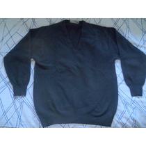 Pullover Sweater Mauro Sergio Talle M Escote En V