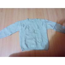 Pullover Para Niño De 4 O 5 Años