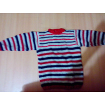 Pullover Para Niño De 3 O 4 Años