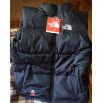 Chalecos The North Face Pluma Negros