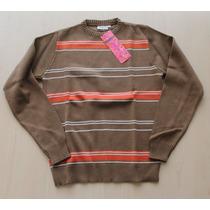 Saldo Pullovers Hang Ten Cuello Redondo