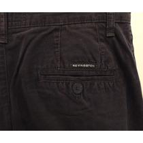 Pantalón Kevingston Azul -size 40- Cintura38cm Usado, Bueno!