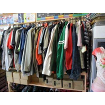 Lote 100 Abrigos Sacos Puloveres Sweters Feria Americana