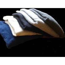 Sweaters Bremer En V Con 25 % De Angora