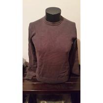 Sweater Escote En Redondo Zara Men - Excelente Estado!!!!