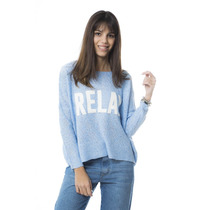 Sweater Mujer 47 Street Lupine