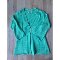 Sweater Verde Jazmin Chebar