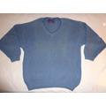 Pullover Sweater Legacy Talle 52 = L Escote En V