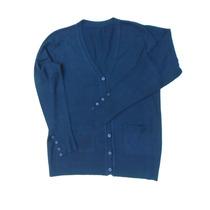 Sweter Saquito Cardigan Dama Escote V Talle Grande Con Boton