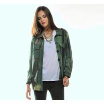Jacket - Concienciapura - Cazadora Batik