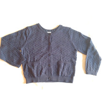 Saquito Tipo Cardigan Hilo, 2 Colores, Talle 2t/3t, Carters