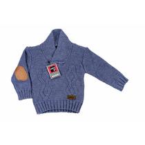 Pullover Sueter Sweater Varón 18 M A 3 Años. Regalosdemama