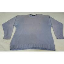 Sweater Kevingston Large Celeste