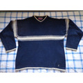 Pullover Sweater Legacy Talle L = Xl Escote En V