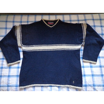 Pullover Sweater Legacy Talle L = Xl Escote En V